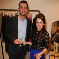 Freddie Richardson and Rosie Fortescue