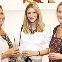 Sadie Ward, Kerry Noel and Sarah Reichwald