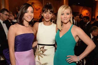 Aubrey Plaza, Rashida Jones and Reese Witherspoon