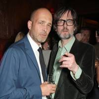 Max Wigram and Jarvis Cocker
