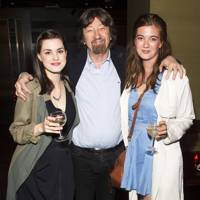 Amy Nunn, Ellie Nunn and Sir Trevor Nunn