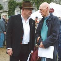 Rolf Sachs and Allen Jones