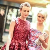 Carey Mulligan and Dianna Agron