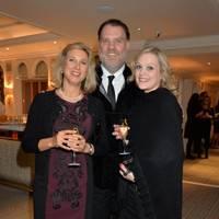 Suzanne Millar, Bryn Terfel and Hannah Stone