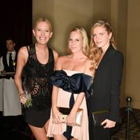 Sophia Hesketh, Alice Naylor-Leyland and Katie Readman