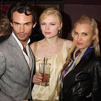 Mark-Francis Vandelli, Katya Elizarova and Mari Nika