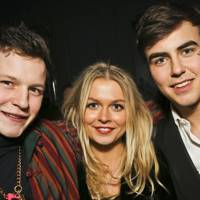 Hugh Stanley, Louisa Gibbs and Max Dodd-Noble