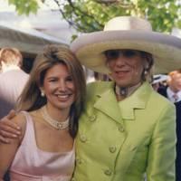 The Hon Mrs Charles Hambro and Lady Hambro