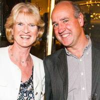 Henrietta Loyd and Christopher Wilmot-Sitwell