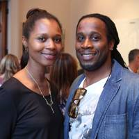 Anisa Daniels and Damian Marshall