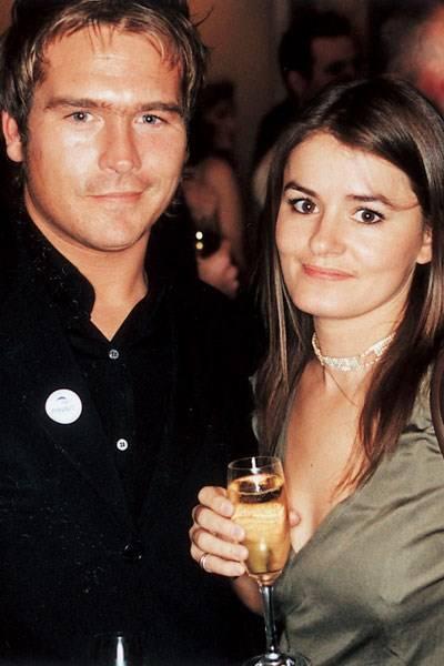 James Fraser and Susannah Harding