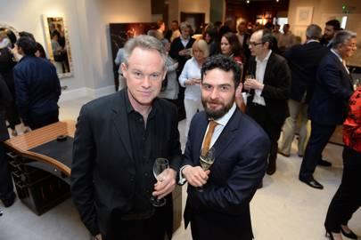 Peter Newmann and Michael Noah