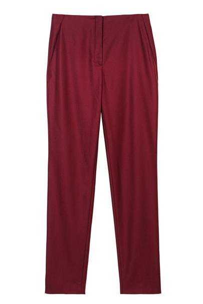 Flannel Trousers, £1,500, by Dior