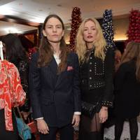 Eliot Sumner and Lady Clara Paget