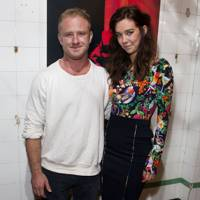 Ben Foster and Vanessa Kirby