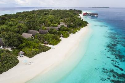 Four Seasons Private Island getaway, Maldives