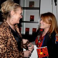Louise Fennell and Sarah, Duchess of York