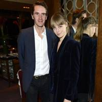 Otis Ferry and Edie Campbell