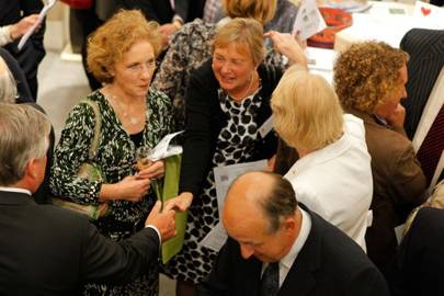 Elizabeth Owen, Sheila Long and Patricia Parker