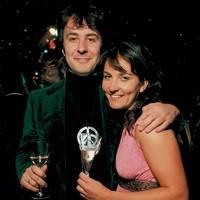 Joe Cooke and Ellie James