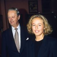 The Duke of Marlborough and Lady Alexandra Spencer-Churchill