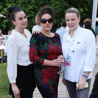Gizzi Erskine, Grace Dent and Sophie Michell