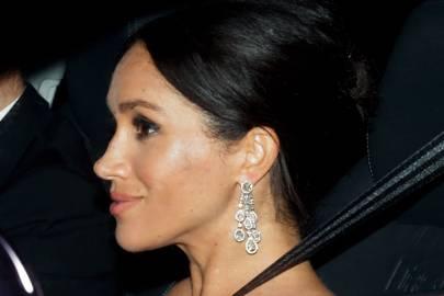 Butani chandelier earrings