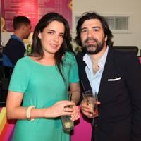 Leah Benrimoj and Ramsay Short