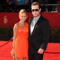 Hailey Baldwin with father Stephen Baldwin in 2010