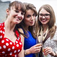 Fiona Hicks, Katy Pearson, Claudia Channing