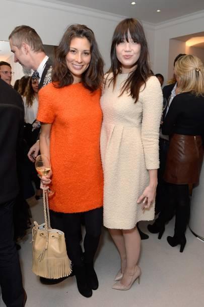 Jasmine Hemsley and Daisy Lowe
