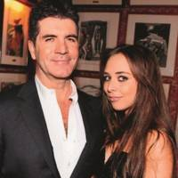 Simon Cowell and Chloe Green