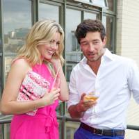 Caggie Dunlop and Scott Sullivan