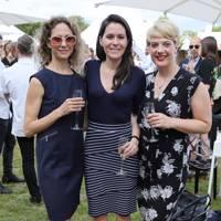 Elizabeth Sheinkman, Amy Hasselbeck and Anne Marie Blumenhagen