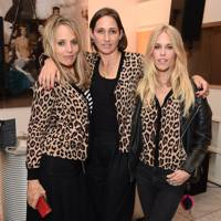 Bay Garnett, Rosemary Ferguson and Mary Charteris
