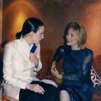 Princess Olga of Greece and Mrs Ashley Hicks