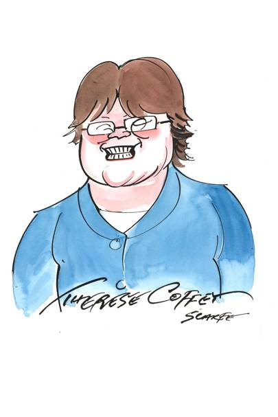 Therese Coffey, Conservative MP for Suffolk Coastal