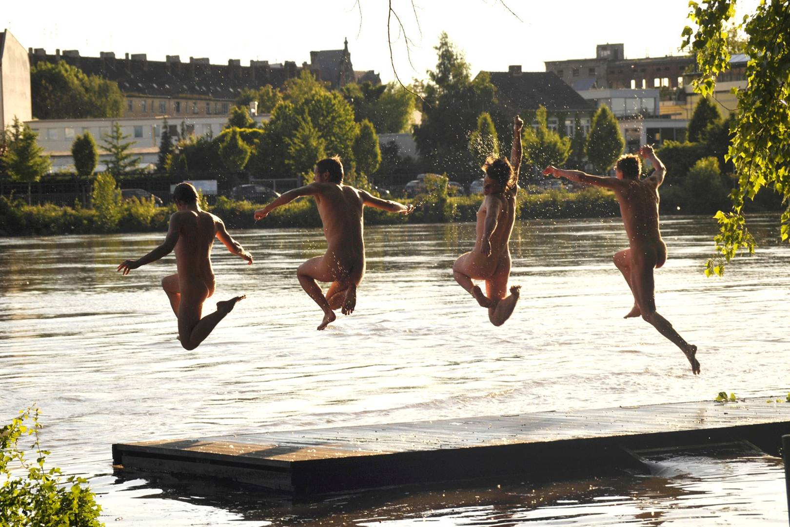 Top nudist travel groups and clubs around the globe