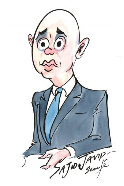 Sajid Javid, Conservative MP for Bromsgrove