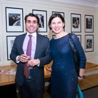 Alessandro Grassini and Svetlana Ryabokon