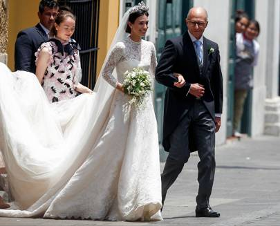 Alexandra of Hanover, Alessandra de Osma and Felipe de Osma Berckemeyer