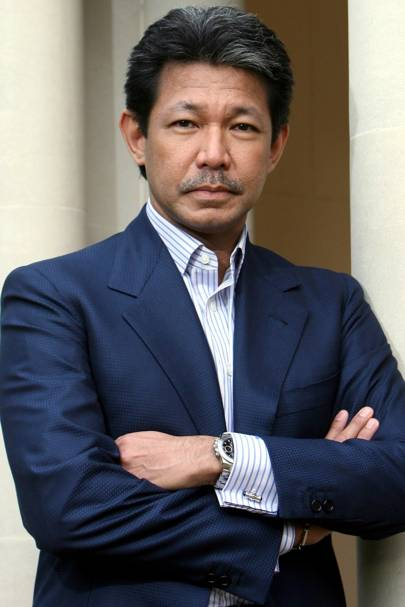 Prince Jefri of Brunei, 2006