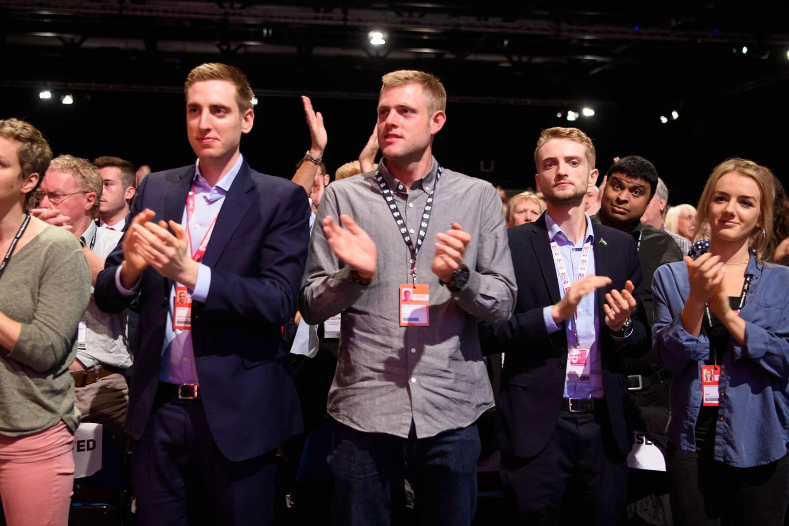Meet the sons of Jeremy Corbyn