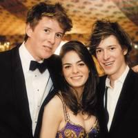 Arthur Soames, Victoria Madeley and Jack Copley