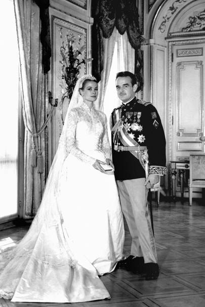 Grace Kelly – Princess of Monaco (1929–1982)