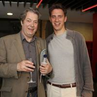 Roger Allam and Stephen Hagan