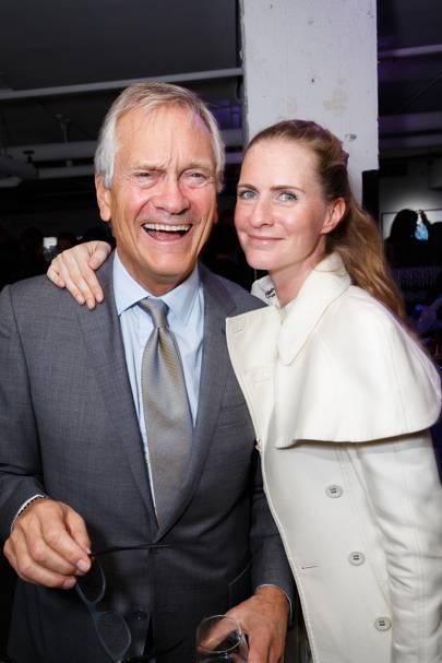 Charles Delevingne and Chloe Delevingne