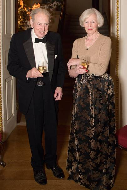 Richard Hulse and Caroline Hulse