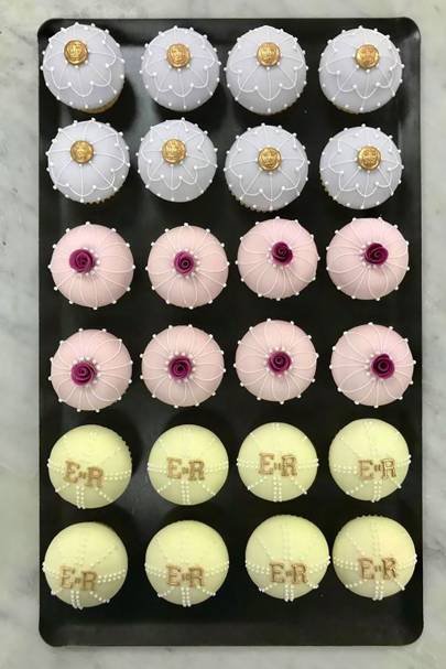 Fabulous Royal Chefs Share Queens Birthday Cupcake Recipe Tatler Funny Birthday Cards Online Inifofree Goldxyz
