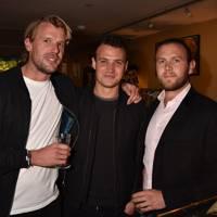 Charlie Nash, Tom Dailey and Sam Horne